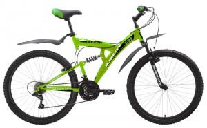 Двухподвес велосипед Black One Flash (2016)