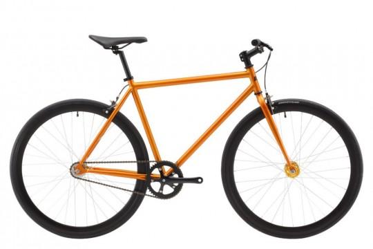 Городской велосипед Black One Urban 700 (2017)