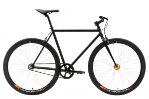 Городские велосипеды Black One