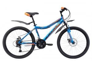Подростковый велосипед Black One Ice 24 D (2017)