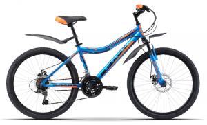 Подростковый велосипед Black One Ice 24 D (2019)