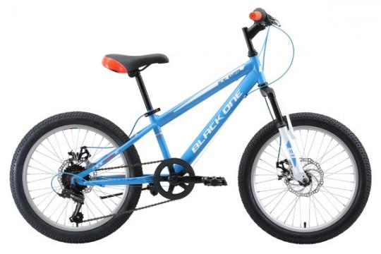Детский велосипед Black One Ice Girl 20 D (2019)