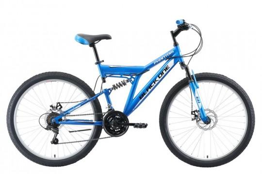Двухподвес велосипед Black One Phantom FS 26 D (2019)