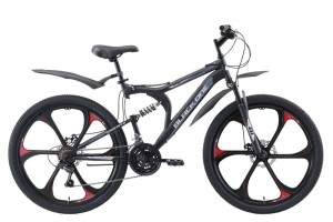 Двухподвес велосипед Black One Totem FS 26 D FW (2019)