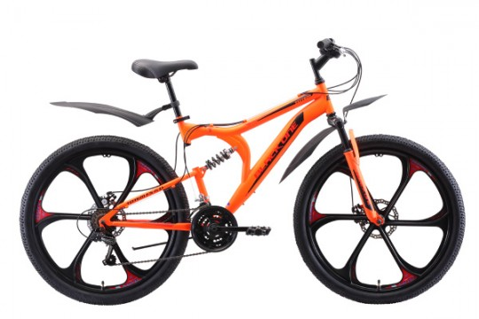 Двухподвес велосипед Black One Totem FS 26 D FW (2020)