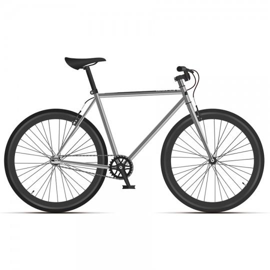 Городской велосипед Black One Urban 700 (2020)