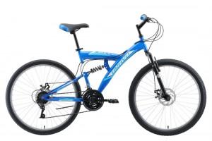 Двухподвес велосипед Bravo Rock 26 D (2019)