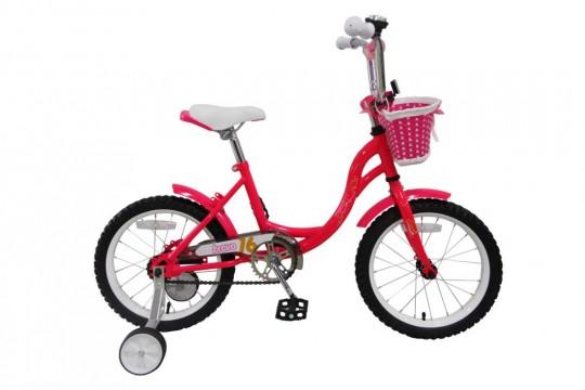Детский велосипед Bravo 16 Girl (2017)