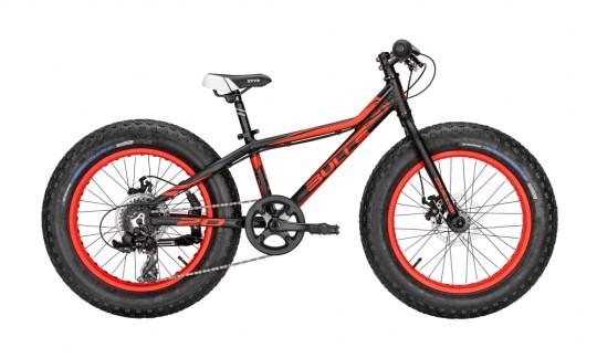 Фэтбайк велосипед Bulls Monster 20 (2016)