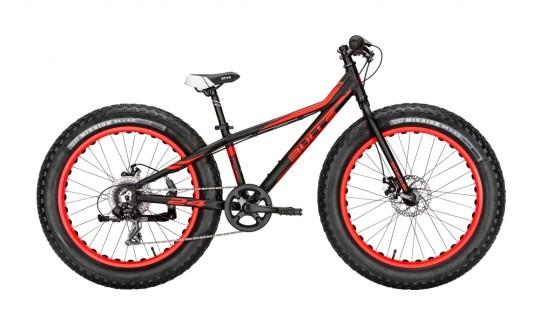 Фэтбайк велосипед Bulls Monster 24 (2016)