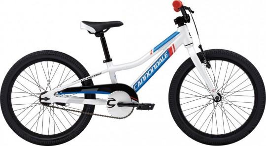 Детский велосипед Cannondale Trail 20 SingleSpeed Boy's (2014)