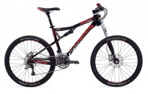Велосипед Cannondale RZ One Twenty 2 (2010)