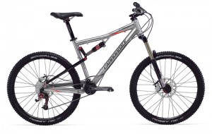 Велосипед Cannondale RZ One Forty 3Z (2010)