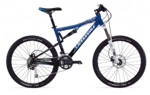 Cannondale RZ One Forty 4 (2010)