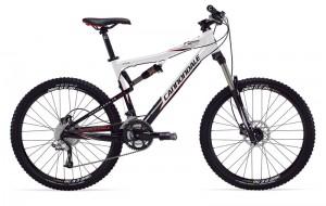 Двухподвесы велосипеды Cannondale