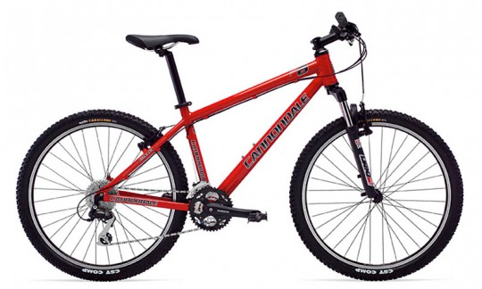 Cannondale F6 (2008)