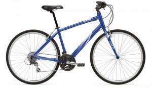 Городской велосипед Cannondale Quick 6 (2010)