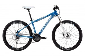 Женский велосипед Cannondale Trail SL Women's 4 (2013)