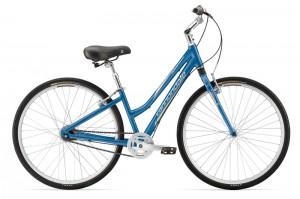 Велосипед Cannondale Adventure Feminine 2 (2010)
