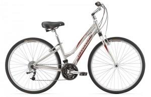 Велосипед Cannondale Adventure Feminine 3 (2010)