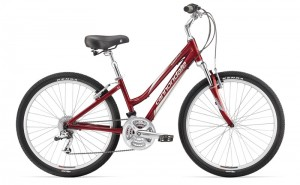 Велосипед Cannondale Comfort Feminine 4 (2010)