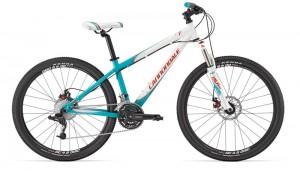 Женские велосипеды Cannondale