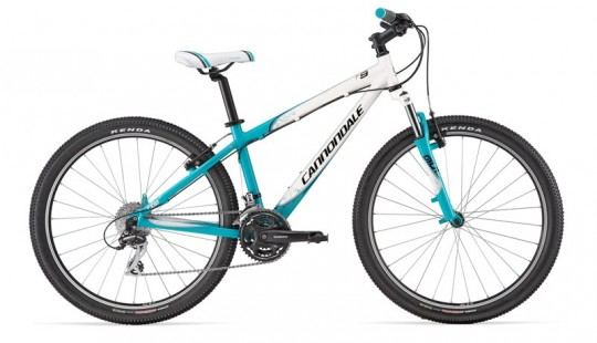 Велосипед Cannondale F9 Feminine (2010)