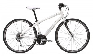 Велосипед Cannondale Quick Feminine 4 (2010)