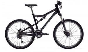 Друхподвес велосипед Cannondale RZ One Twenty Femin 3 (2010)