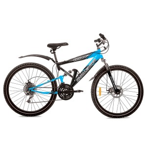 Двухподвес велосипед Challenger Desperado Lux (2014)