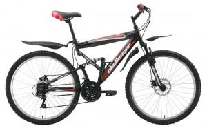 Двухподвесы велосипеды Challenger
