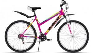 Женские велосипеды Challenger