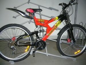 Велосипед Challenger Genesis (2011)
