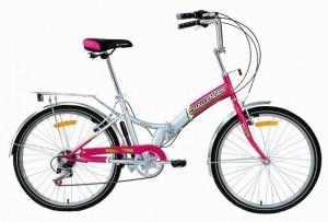 Складные велосипеды Challenger