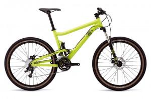 Двухподвес велосипед Commencal El Camino S (2013)