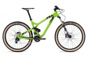 Двухподвесы велосипеды Commencal