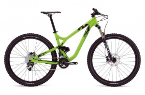 Двухподвес велосипед Commencal Meta AM 2 29 (2013)