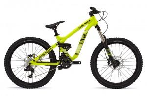 Двухподвес велосипед Commencal Supreme 24 (2013)