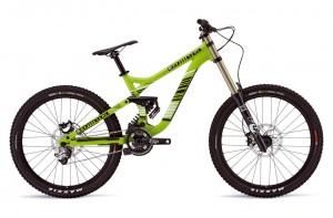 Двухподвес велосипед Commencal Supreme DH (2013)