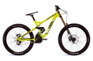 Двухподвес велосипед Commencal Supreme DH WC (2013)