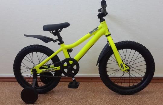 Велосипед детский Commencal Ramones 16 (2014)