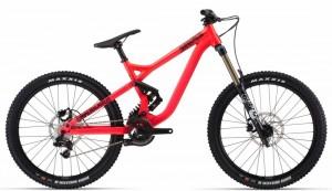 Двухподвес велосипед горный Commencal Supreme FR 1 (2014)