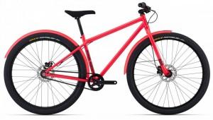 Велосипед Commencal UpTown CrMo 1 (2014)