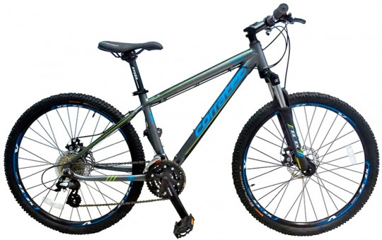 Горный велосипед Corratec X-VERT TAAL 26 (2017)