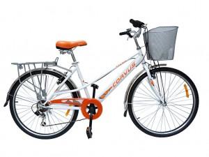 Женский велосипед Corvus City 613 (2016)