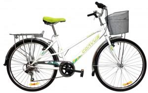 Женский велосипед Corvus City 613 (2014)