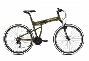 Складной велосипед Cronus Soldier 0.5 (2016)
