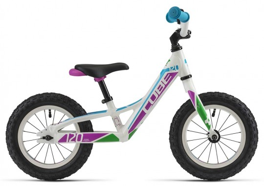 Детский велосипед Cube Cubie Girl (2015)