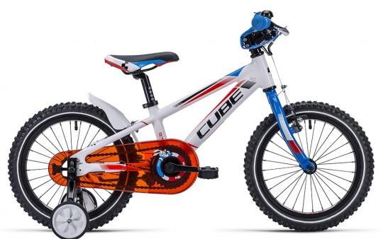 Детский велосипед Cube Kid 160 (2015)