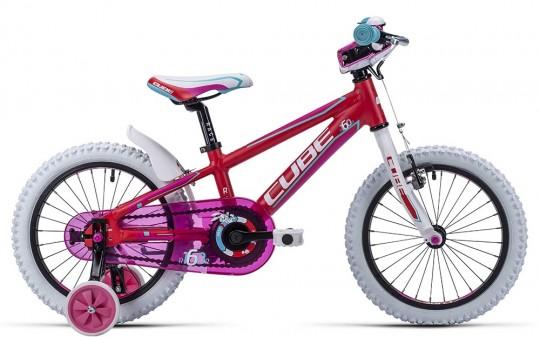 Детский велосипед Cube Kid 160 Girl (2015)